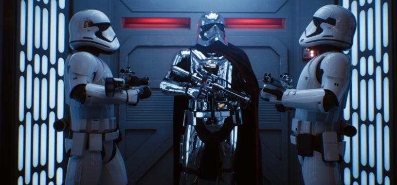 Unreal Engine y un equipo de 149 000 $ permiten crear este vídeo de Star Wars en tiempo real
