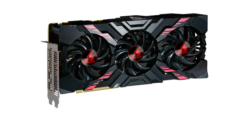 PowerColor presenta la Radeon RX Vega 56 Red Dragon