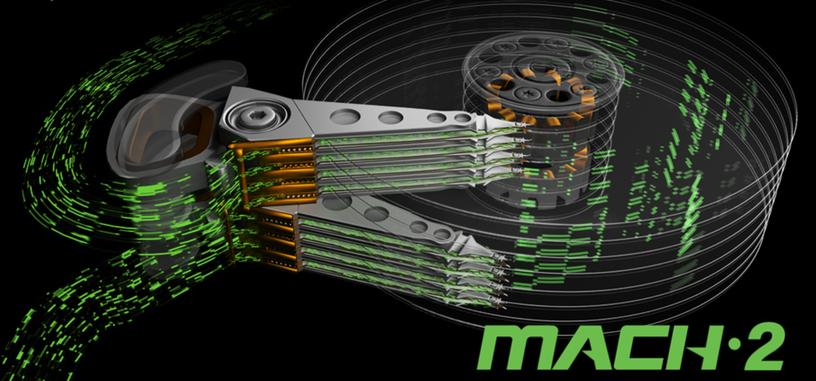 Seagate muestra su disco duro capaz de alcanzar los 480 MB/s con tecnología multiactuador