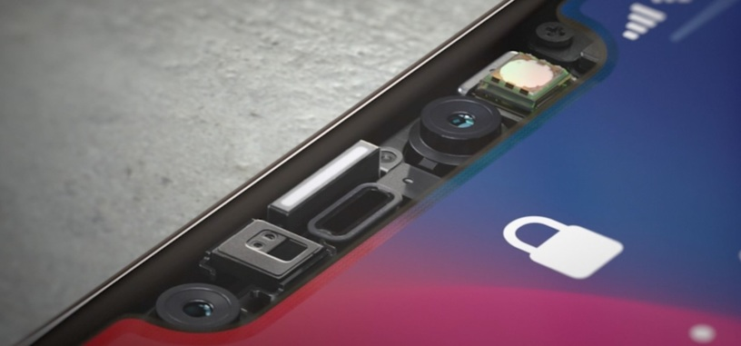 Los teléfonos Android con desbloqueo facial a lo iPhone X no llegarán hasta el próximo año