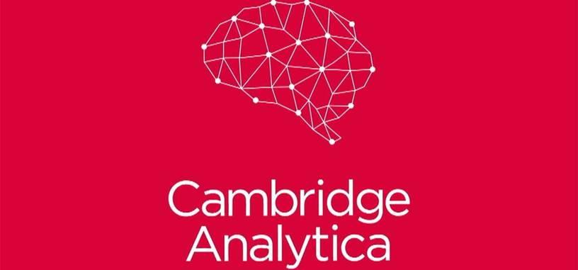 Acusan a Cambridge Analytica de haber violado las leyes electorales de Estados Unidos