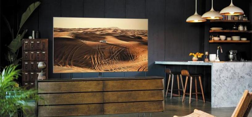 Los televisores QLED de Samsung de 2018 van a llegar con 120 Hz y FreeSync