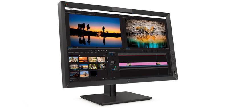 HP presenta el monitor DreamColor Z27x G2, 27'' QHD con color profesional DCI-P3