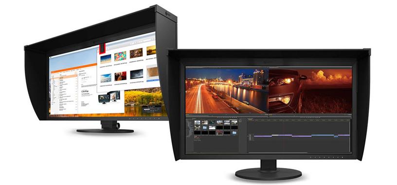 EIZO presenta el monitor profesional ColorEdge CG319X, 4K real con color de 10 bits