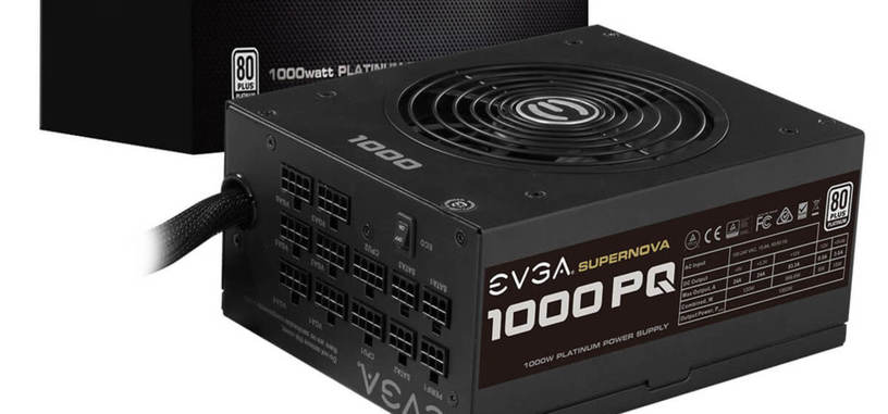 EVGA anuncia la serie de fuentes de alimentación SuperNova PQ