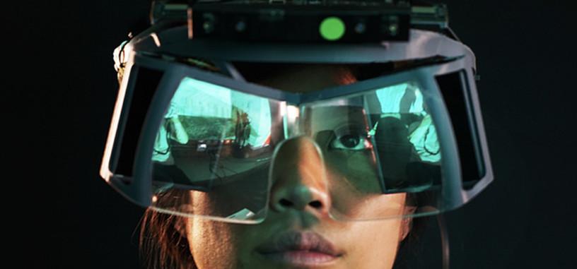 Leap Motion muestra su diseño de referencia para unas gafas de realidad aumentada de $100