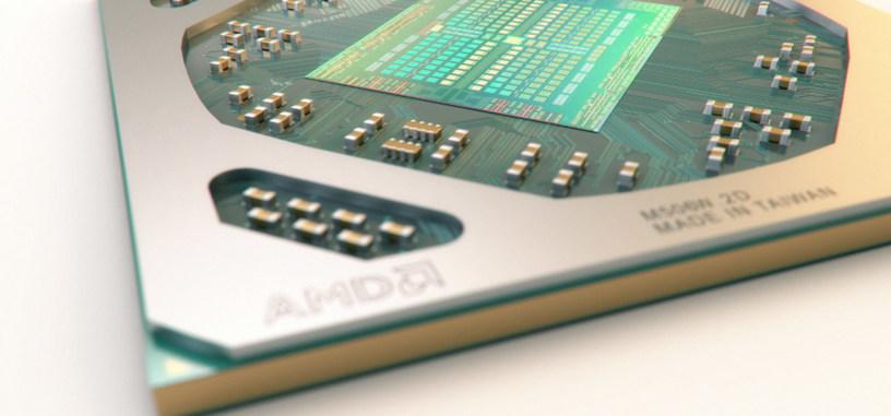 AMD reutiliza Polaris para la nueva serie Radeon RX 600 para portátiles