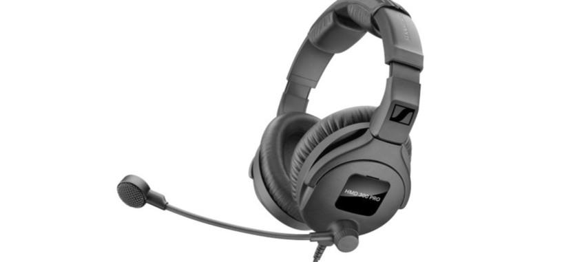 Sennheiser anuncia la serie 300 PRO de auriculares y microauriculares profesionales