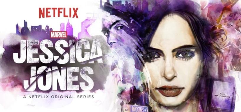 Netflix renueva 'Jessica Jones' para una nueva temporada
