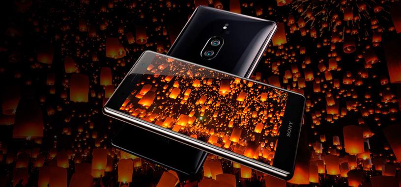 Sony presenta el Xperia XZ2 Premium, pantalla 4K y cámara para sacar fotos en oscuridad 'extrema'