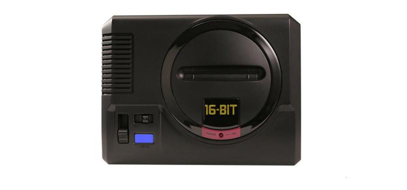 SEGA también apela a la nostalgia con la Mega Drive Mini