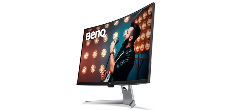 BenQ pone a la venta el monitor EX3203R, con FreeSync 2 HDR y DisplayHDR 400