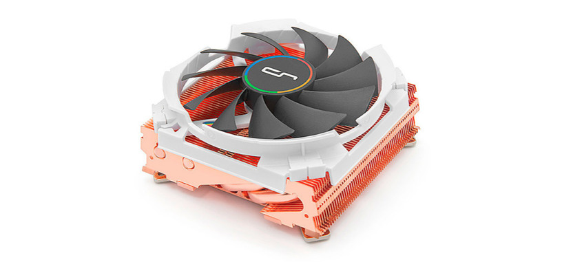 Cryorig presenta la refrigeración compacta C7 Cu con disipador de cobre