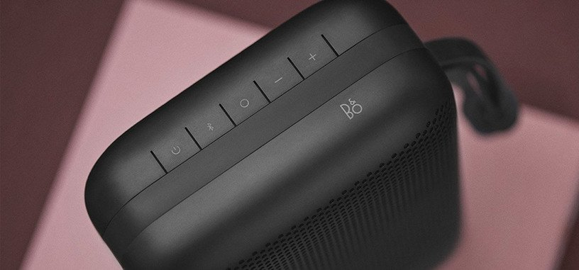 Bang & Olufsen presenta el altavoz portátil Beoplay P6