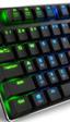 Sharkoon presenta los teclados de perfil bajo PureWriter RGB y PureWriter RGB TKL