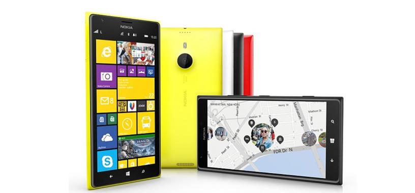 Nokia presenta sus phablets Lumia 1320 y 1520