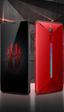 Red Magic es el teléfono para jugar de Nubia, con la 'imprescindible' iluminación RGB