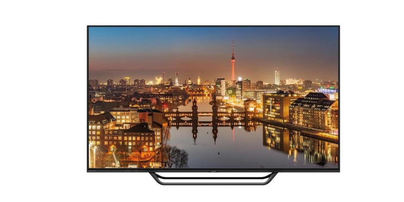 bdb8adfcf99 Sharp pone a la venta su televisor 8K UHD y llegará a Europa por 11 899  euros