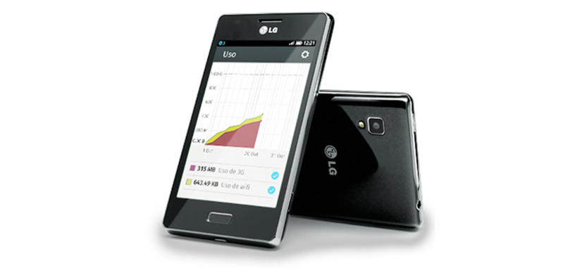LG presenta su primer teléfono con Firefox OS: Fireweb
