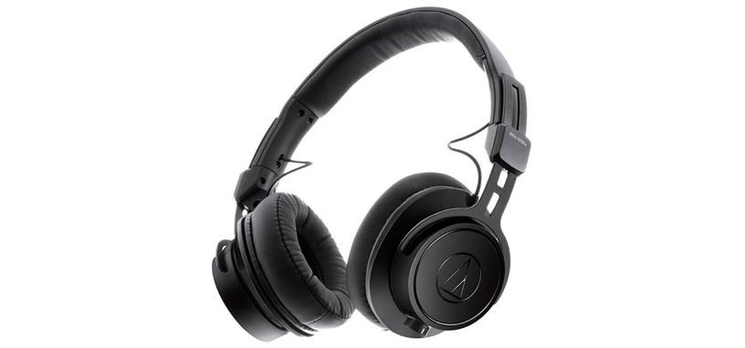 Audio-Technica presenta los ATH-M60X