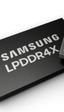 Samsung empieza la producción de chips LPDDR4X de 16 Gb a 10 nm para automóviles