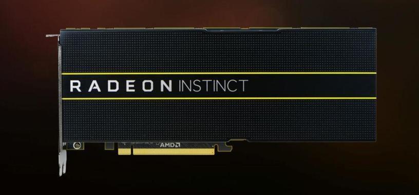 AMD ya está probando en sus laboratorios la Radeon Instict con chip Vega a 7 nm