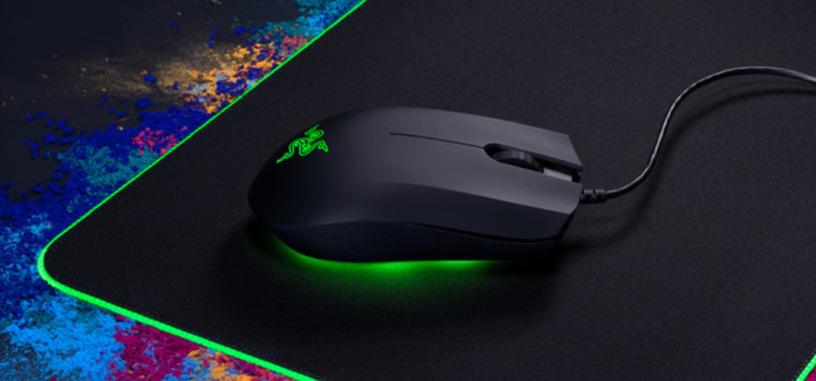 Razer presenta el ratón Abyssus Essential, el más barato con iluminación Chroma