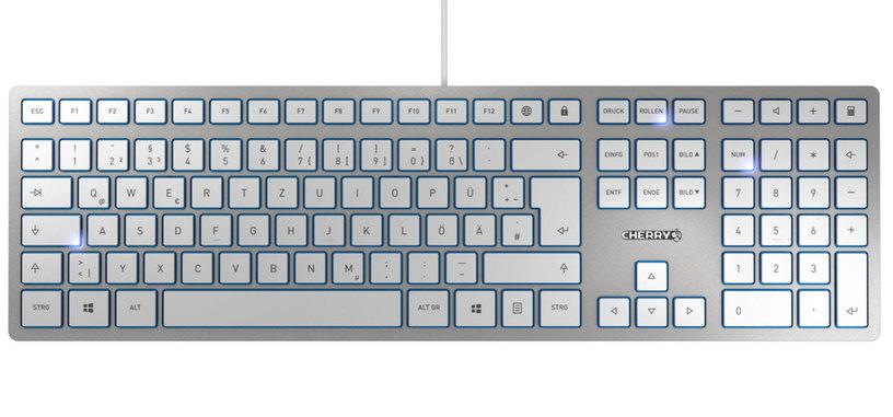 Cherry presenta el teclado KC 6000 Slim