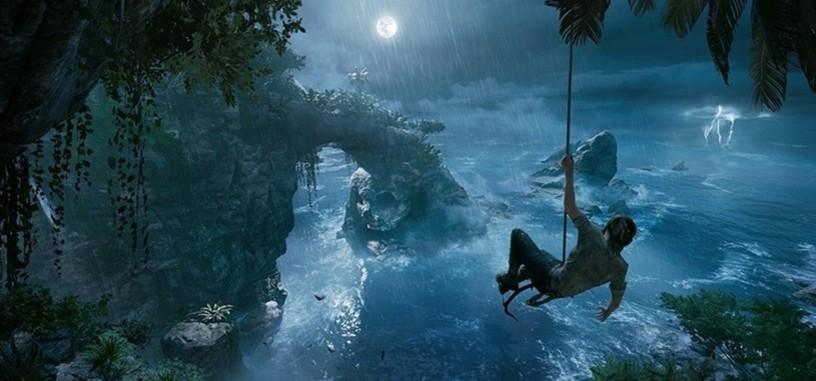 Lara se pone en modo sigilo para descubrir tráiler y ediciones de 'Shadow of the Tomb Raider'