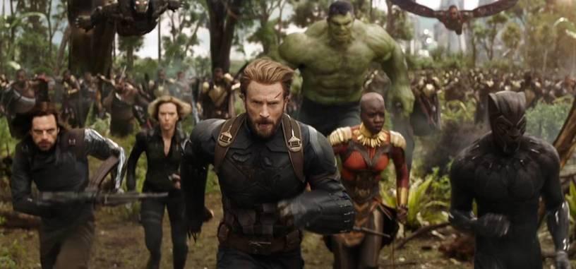 'Los Vengadores: La guerra del Infinito' es la película de superhéroes más taquillera de la historia