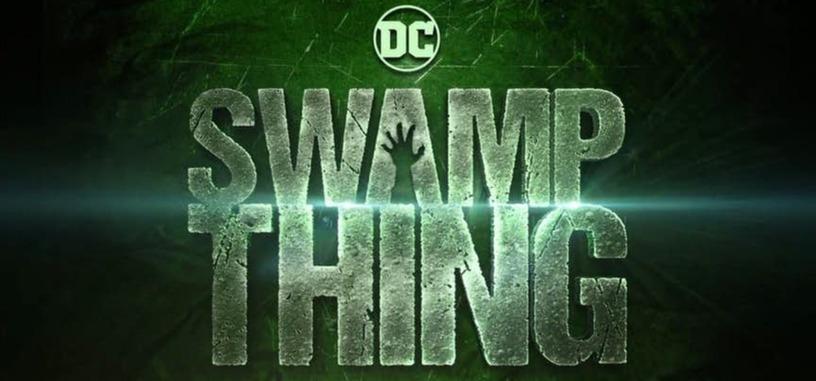 El primer avance de la 'Cosa del Pantano' impone el tono de terror de la serie