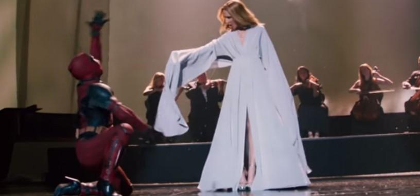 Este es el vídeo musical de la canción de Céline Dion para la banda sonora de 'Deadpool 2'