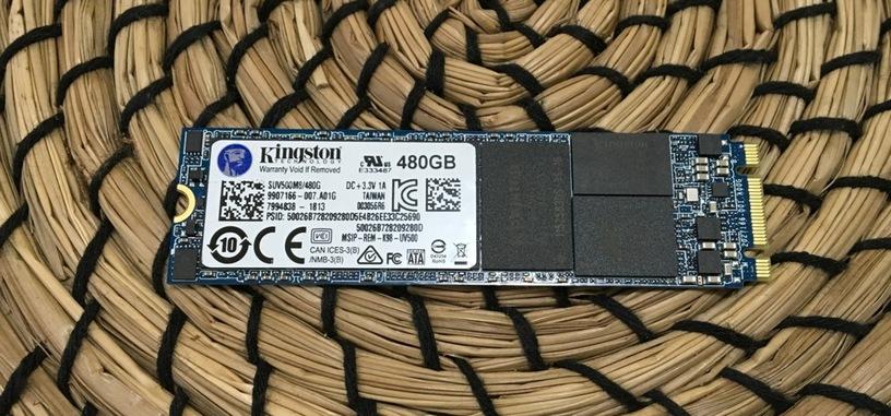 Análisis: UV500 de 480 GB de Kingston