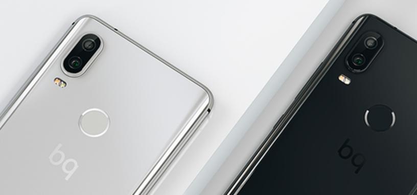 BQ presenta los Aquaris X2 y Aquaris X2 Pro, englobados dentro de Android One