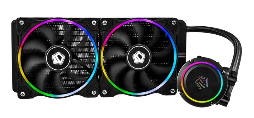 ID-Cooling anuncia la refrigeración líquida Chromaflow 240