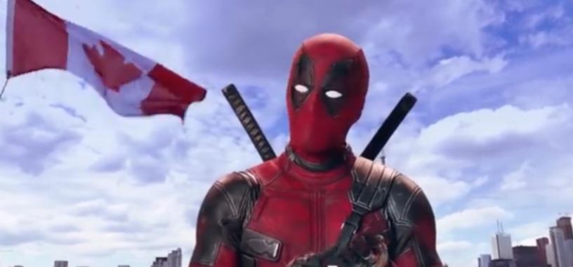 A Europa le falta Canadá, según este vídeo promocional de 'Deadpool 2'