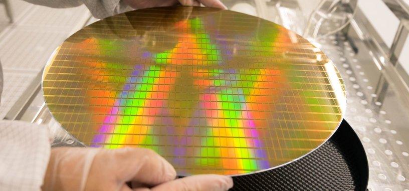 China está varias generaciones retrasada en procesos de fabricación de chips