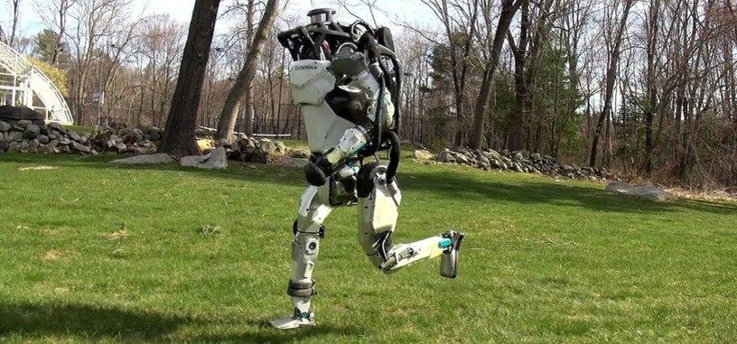 Los robots de Boston Dynamics aprenden a correr y a moverse autónomamente