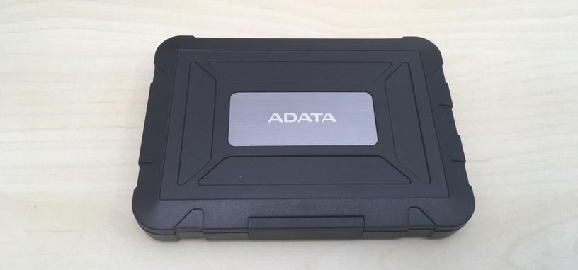Análisis: ED600 de ADATA, carcasa de disco duro externo a prueba de agua