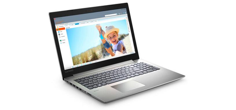 Aparece el primer portátil con un procesador Cannon Lake a 10 nm, el Ideapad 330 de Lenovo