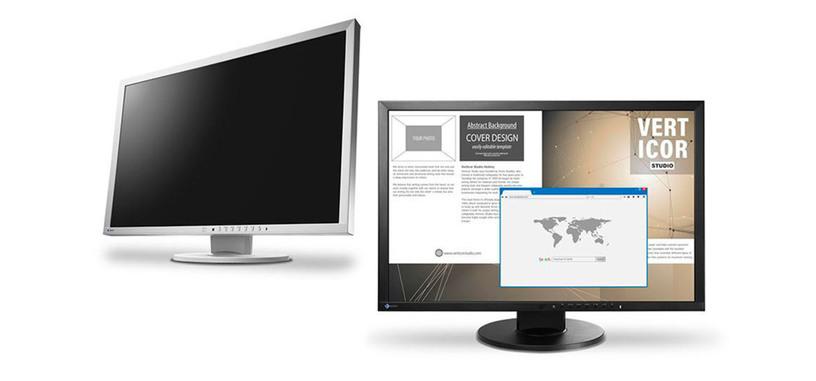 EIZO presenta el monitor FlexScan EV2430