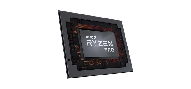 AMD anuncia los Ryzen Pro con gráficos Vega, ya en manos de los fabricantes de equipos [act.]