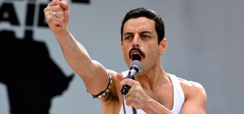 Rami Malek deslumbra como Freddie Mercury en el nuevo tráiler de 'Bohemian Rhapsody'