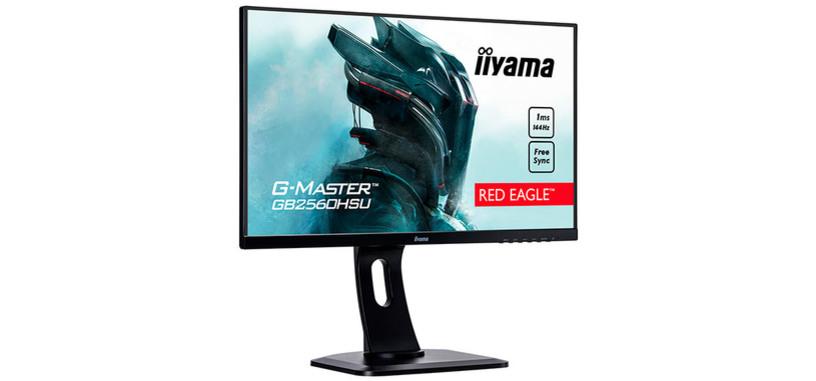 Iiyama anuncia tres nuevos monitores de la línea G-Master
