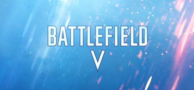 Tráiler de presentación de 'Battlefield 5', se pone a la venta el 19 de octubre