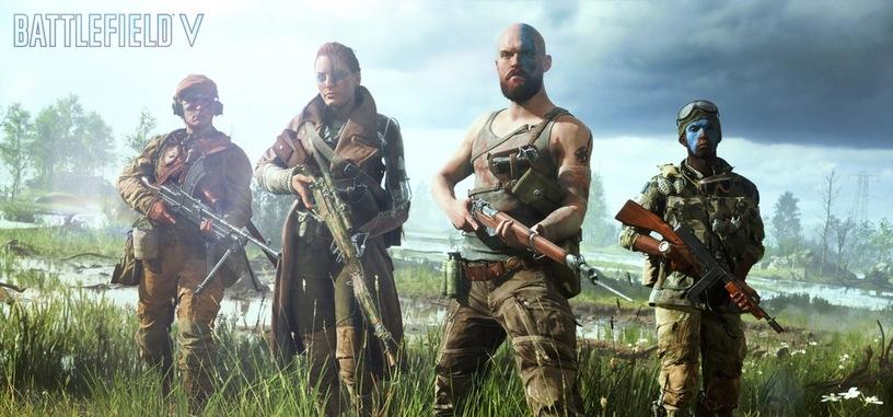 Un repaso a 'Battlefield V': sin pase de temporada o cajas de botín, cambios de clases, y más
