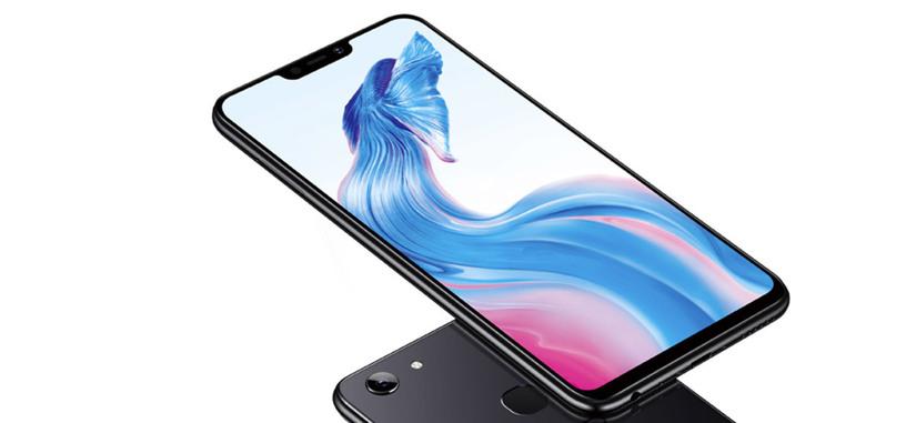 Vivo anuncia el Y83, móvil con Helio P22 y pantalla con muesca