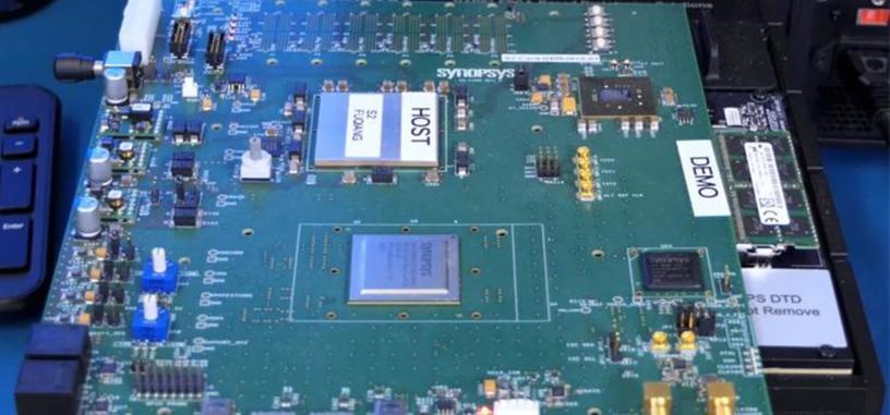 Synopsys hace la primera demo de USB 3.2 en funcionamiento