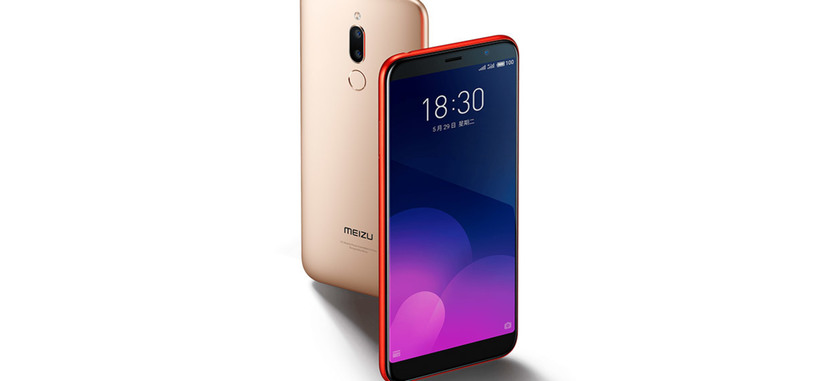 Meizu presenta el M6T, un económico móvil con pantalla 18:9 y MT6750