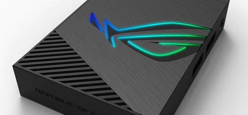 ASUS pone a la venta el concentrador ROG Aura Terminal de conexiones RGB